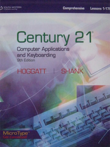Century 21 Computer Applications & Keyboarding 9th Edition (H)