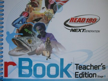 Read 180 Next Generation Stage B rBook TE (TE)(Spiral)