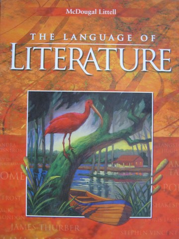 Language of Literature 9 (CA)(H) by Applebee, Bermudez, Blau,