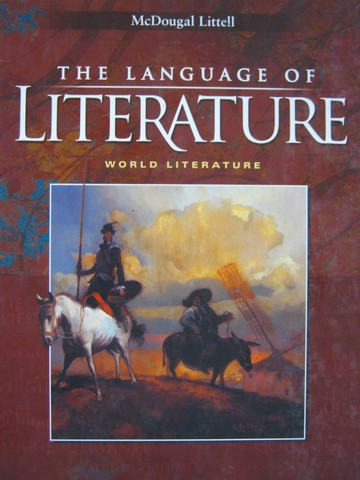 Language of Literature World Literature (CA)(H) by Applebee