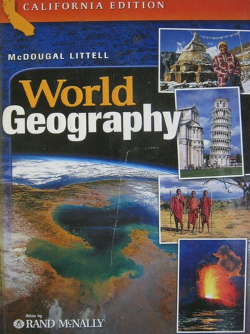 World Geography (CA)(H) by Arreola, Deal, Petersen, & Sanders