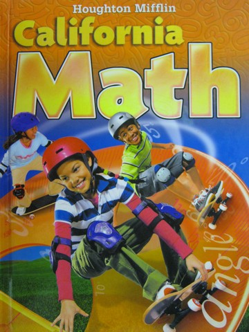 California Math 5 (CA)(H) by Hill, Larson, Leiva, Shaw, Stiff,
