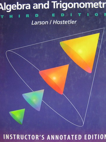Printables D.c Heath And Company Worksheets d c heath and company k 12 quality used textbooks 1 0669332348 algebra trigonometry 3rd edition iae teh by larson