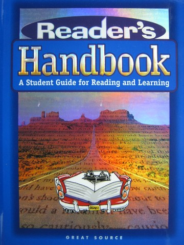 Reader's Handbook (H) by Jim Burke, Ron Klemp & Wendall Schwartz
