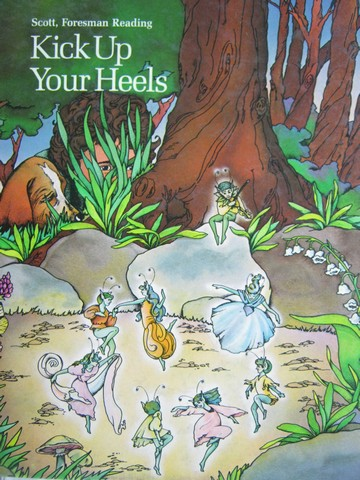 Reading 4 Kick Up Your Heels (H) by Aaron, Jackson, Riggs,