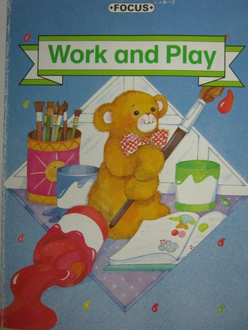 Focus 2A Work & Play (P) by Allington, Cramer, Cunningham,