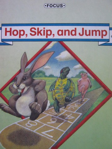 Focus 3 Hop Skip & Jump (H) by Allington, Cramer, Cunningham,
