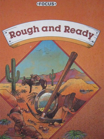 Focus 10 Rough & Ready (H) by Allington, Cramer, Cunningham,