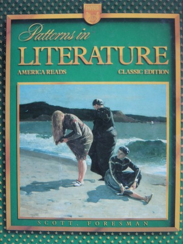 Patterns in Literature Classic Edition (H) by Farrell, Clapp,