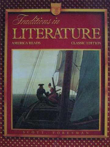 Traditions in Literature Classic Edition (H) by McDonnell,