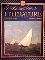 United States in Literature w/Three Long Stories Classic (H)