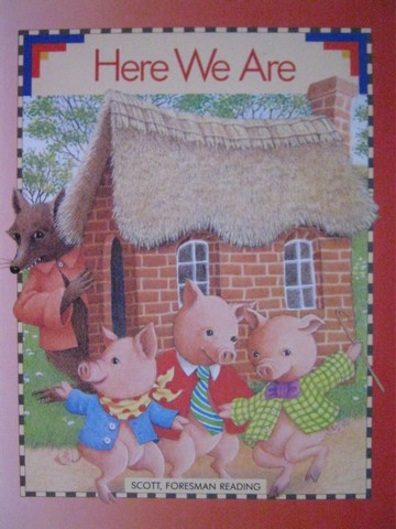 Reading K Here We Are (P) by Jean Marzollo