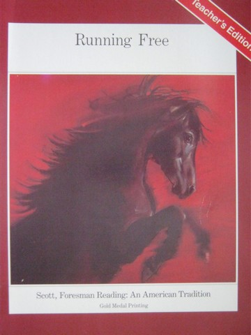 Reading 9 Running Free TE (TE)(Spiral) by Allington, Blachowicz,