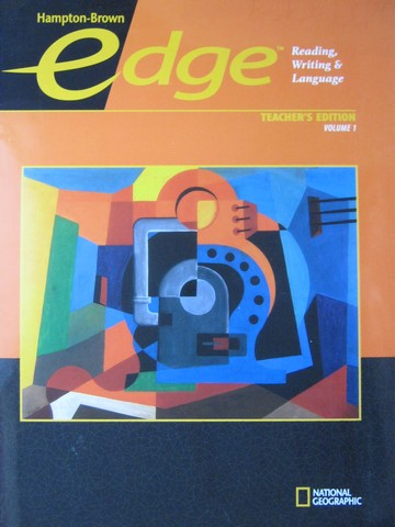 Edge Level A TE Volume 1 (TE)(Spiral) by Moore, Short, Smith,