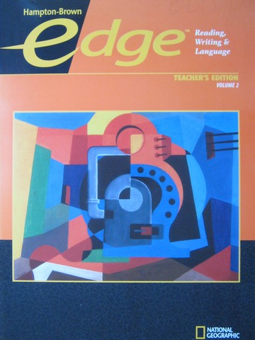 Edge Level A TE Volume 2 (TE)(Spiral) by Moore, Short, Smith,