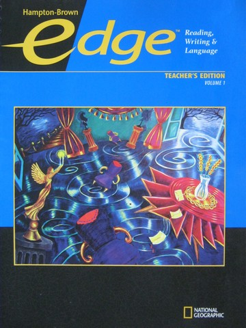 Edge Level B TE Volume 1 (TE)(Spiral) by Moore, Short, Smith,