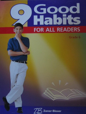 9 Good Habits for All Readers Grade 6 (H) by Crawford, Martin,
