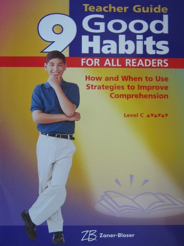 9 Good Habits for All Readers Level C TG (TE)(Spiral)