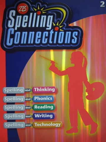 Spelling Connections 2 (P) by J Richard Gentry