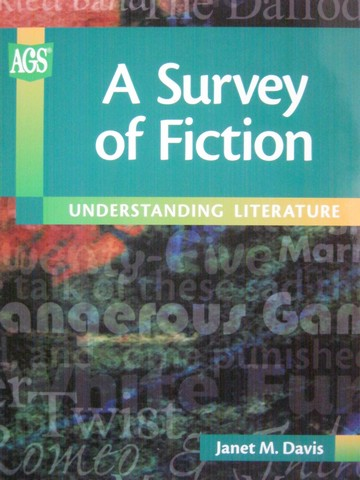 AGS A Survey of Fiction (P) by Janet M Davis