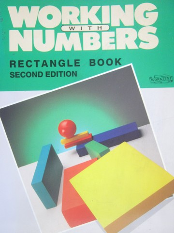 Working with Numbers Rectangle Book 2nd Edition (P) by Shea