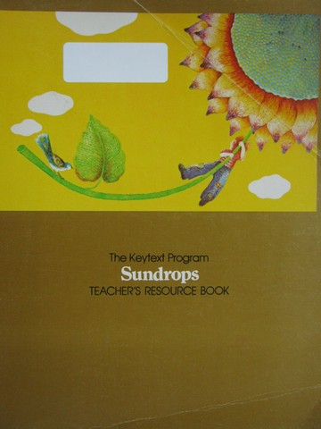 Keytext Program Level 1-R Sundrops TRB (TE)(Spiral) by Matteoni,