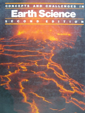 Concepts & Challenges in Earth Science 2nd Edition (H)