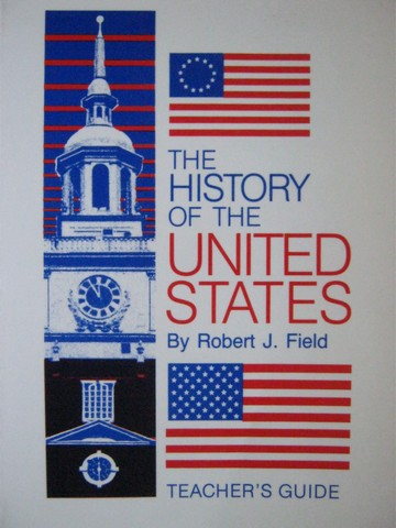 History of the United States Volumes 1 & 2 TG (TE)(P) by Field