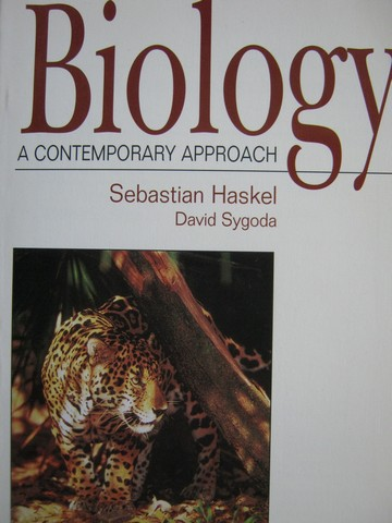 Biology A Contemporary Approach (P) by Haskel & Sygoda