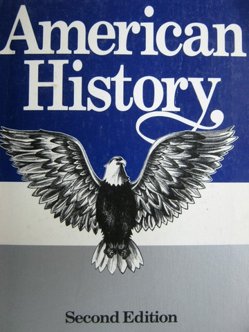 American History 2nd Edition (P) by Irving L Gordon