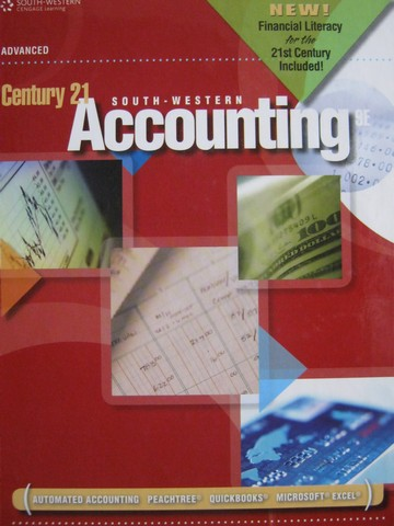 Century 21 Accounting Advanced 9th Edition (H) by Gilbertson,