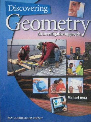 Discovering geometry an investigative approach book