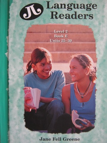 Language Reader 3rd Edition Level 2 Book E (H) by Greene