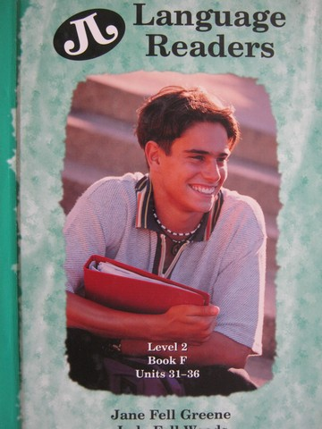 Language Reader 3rd Edition Level 2 Book F (H) by Greene