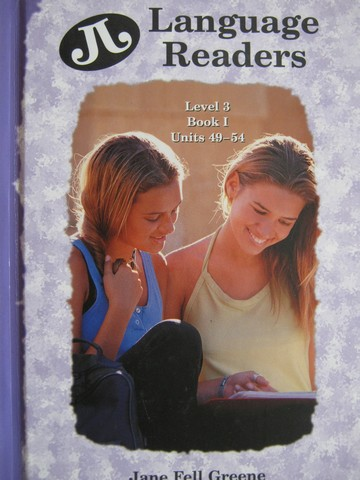 Language Readers 3rd Edition Level 3 Book I (H) by Greene