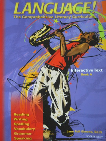 Language! 3rd Edition A Interactive Text (P) by Greene