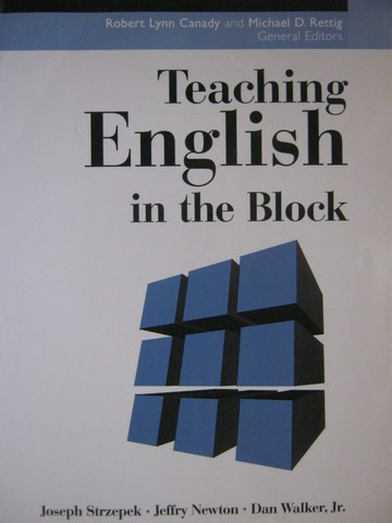 Teaching English in the Block (P) by Strzepek, Newton,