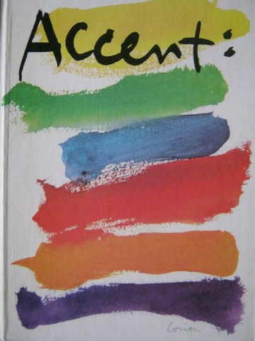 Accent (H) by James B Phillips, James Pike, & Olive Niles