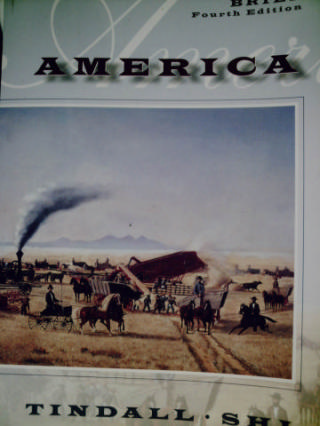 America A Narrative History Brief 4th Edition (P) by Tindall,