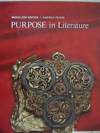 Purpose in Literature Medallion Edition (H) by Farrell, Cohen,