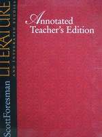 Literature & Integrated Studies 8 ATE Set (TE)(Pk) by Purves,