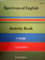 Spectrum of English 5 Green Activity Book (P) by Dietz
