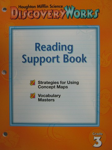 DiscoveryWorks 3 Reading Support Book (P)