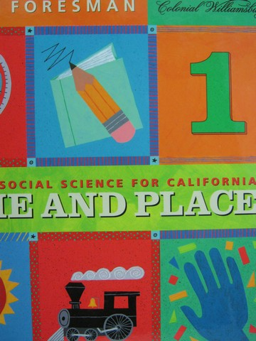 History-Social Science for California 1 TRP (CA)(TE)(Binder)