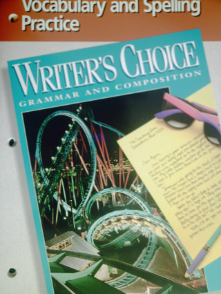 Writer's Choice 6 Vocabulary & Spelling Practice (P)