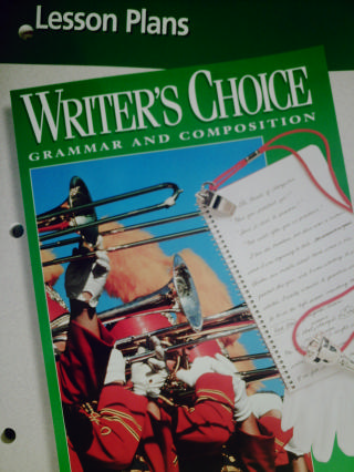 Writer's Choice 8 Lesson Plans (P)