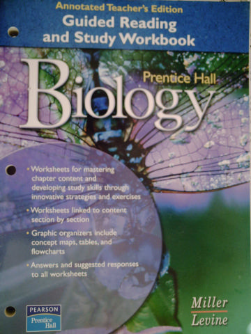 Pearson Biology Workbook Answer Key