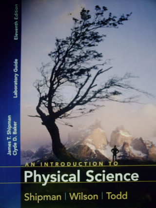 An Introduction to Physical Science 11e Laboratory Guide (P)