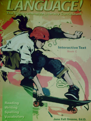 Language! 3rd Edition C Interactive Text (P) by Greene