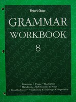 Writer's Choice 8 Grammar Workbook (P)